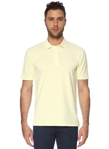 George Hogg Tişört Sarı